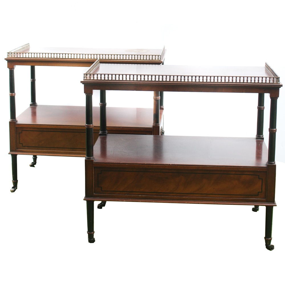 Beacon Hill Side Table Pair