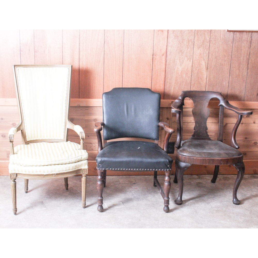 Vintage Armchair Selection