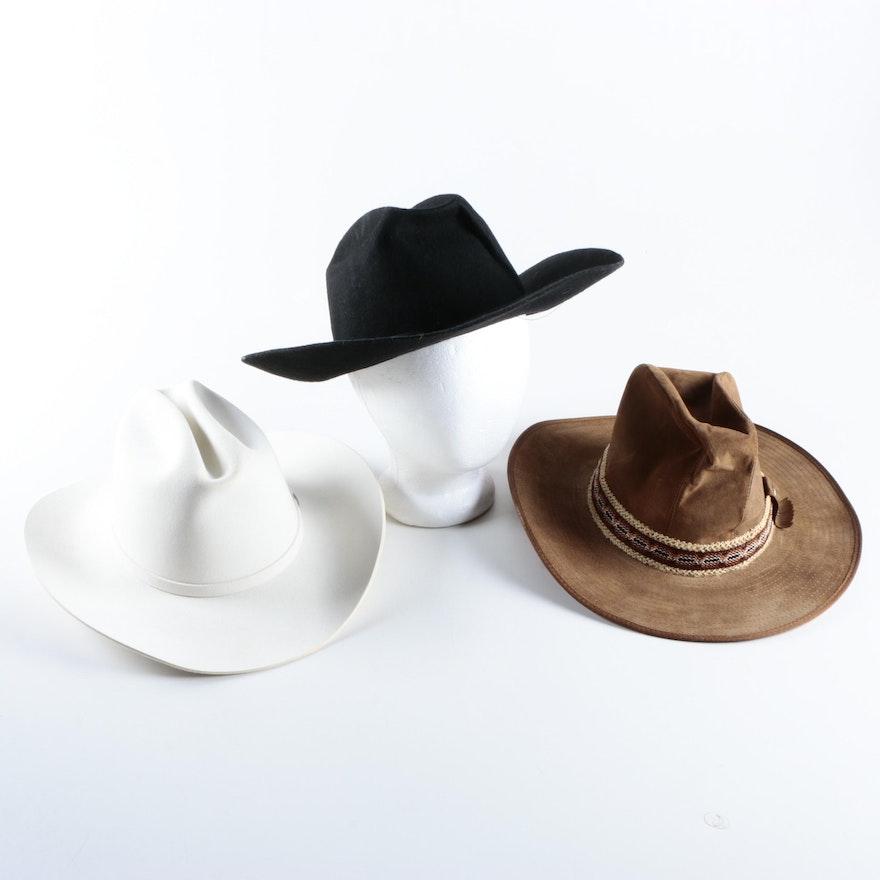 3b9642121a7cf Men s Western Hats Including Stetson Ruidoso   EBTH