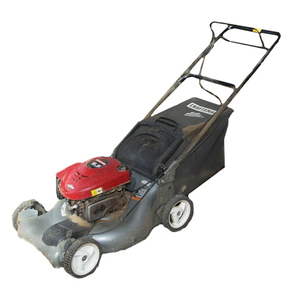 Craftsman 6.5 HP Lawn Mower