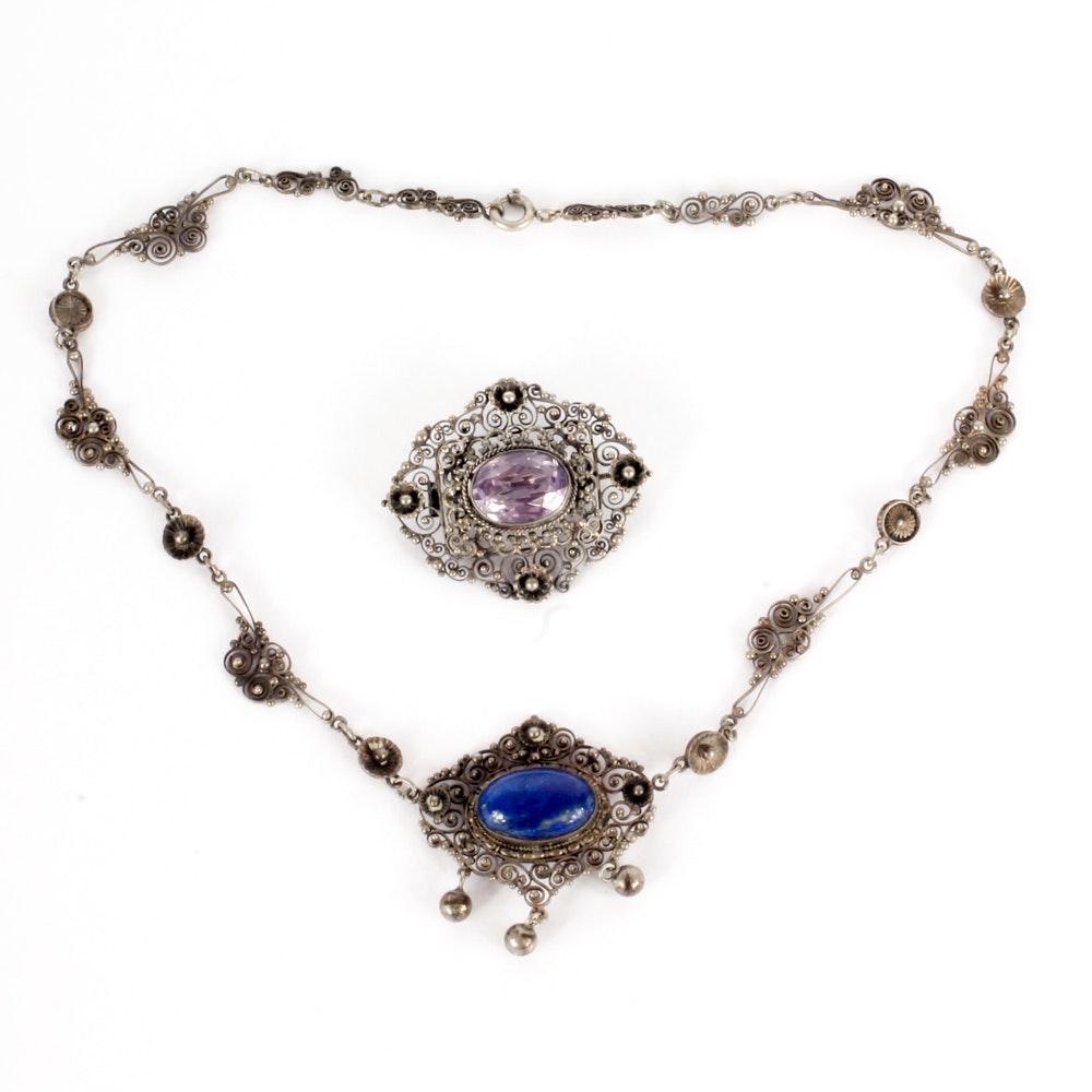 Flli Peruzzi Sterling Jewelry