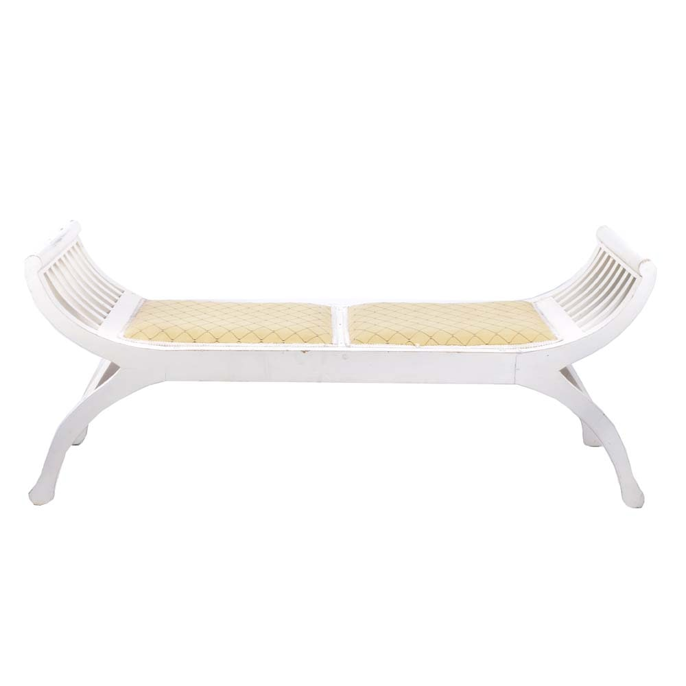 Grecian Style Bench