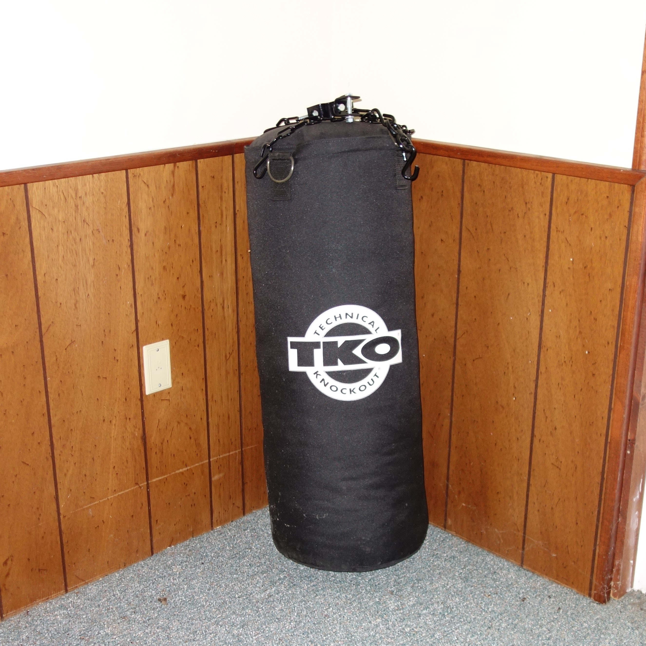 TKO 50lb. Punching Bag