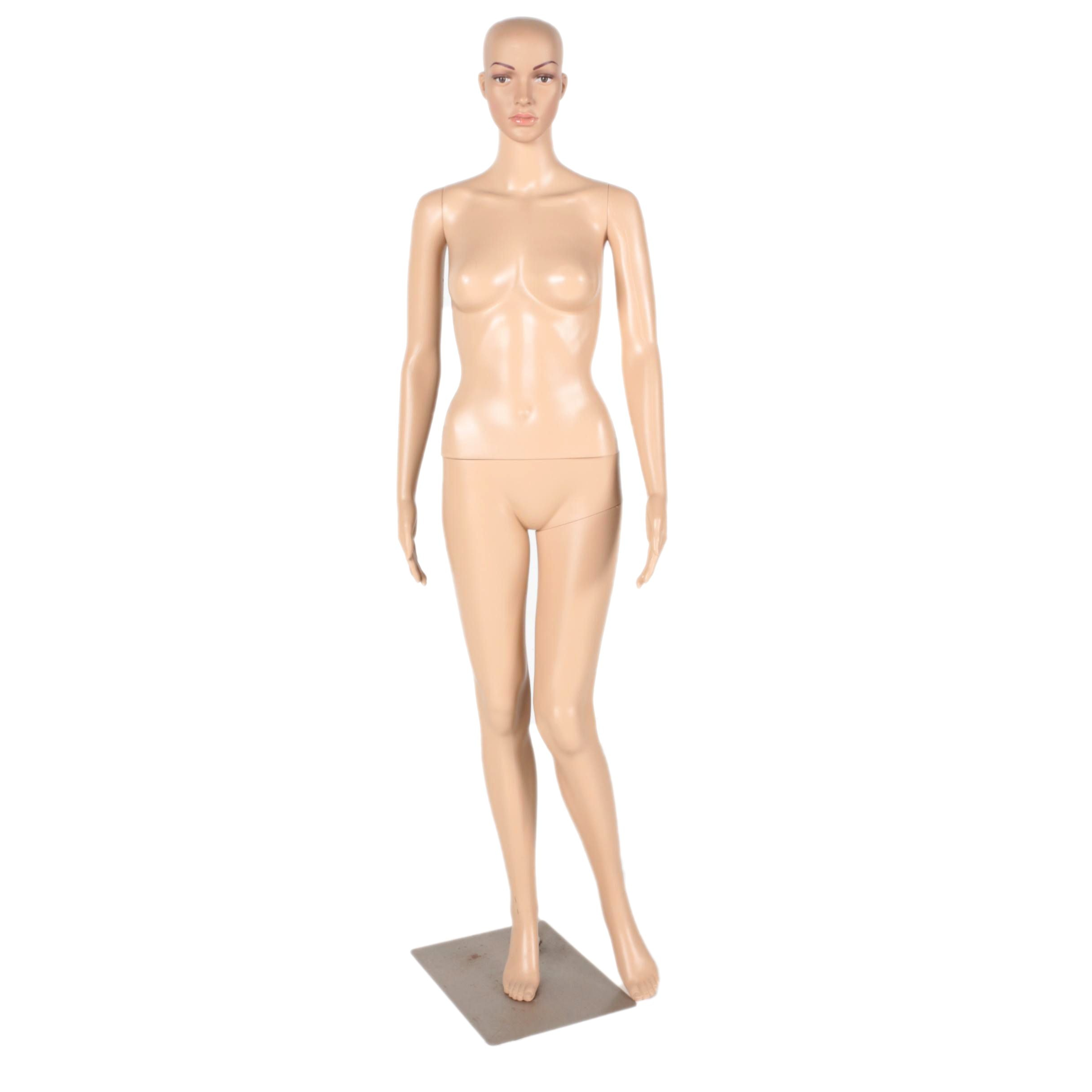 Women's Mannequin with Stand