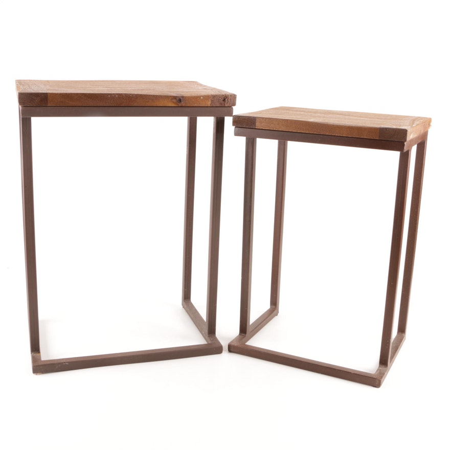 Nesting Tables By Pottery Barn