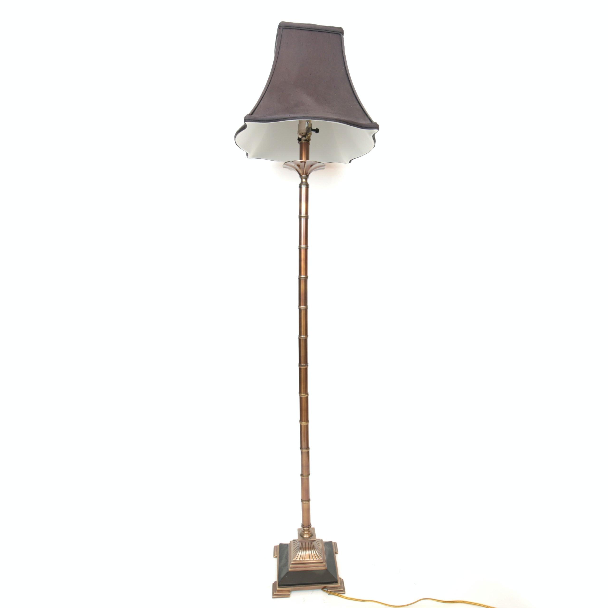 Art Noveau Floor Lamp