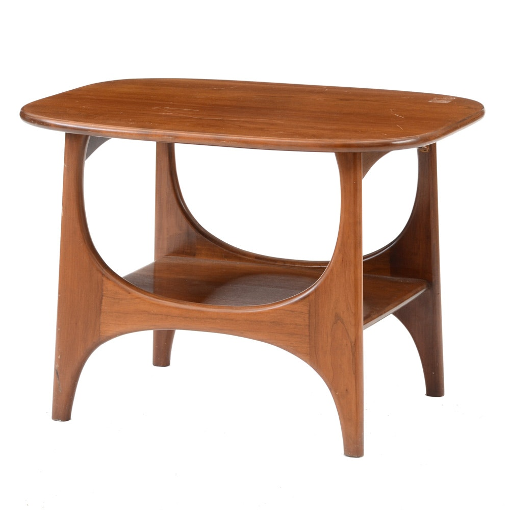 Vintage Mid Century Modern End Table