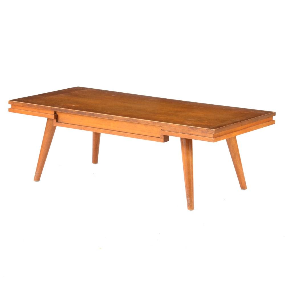 Mid Century Modern Coffee Table By Conant Ball : EBTH