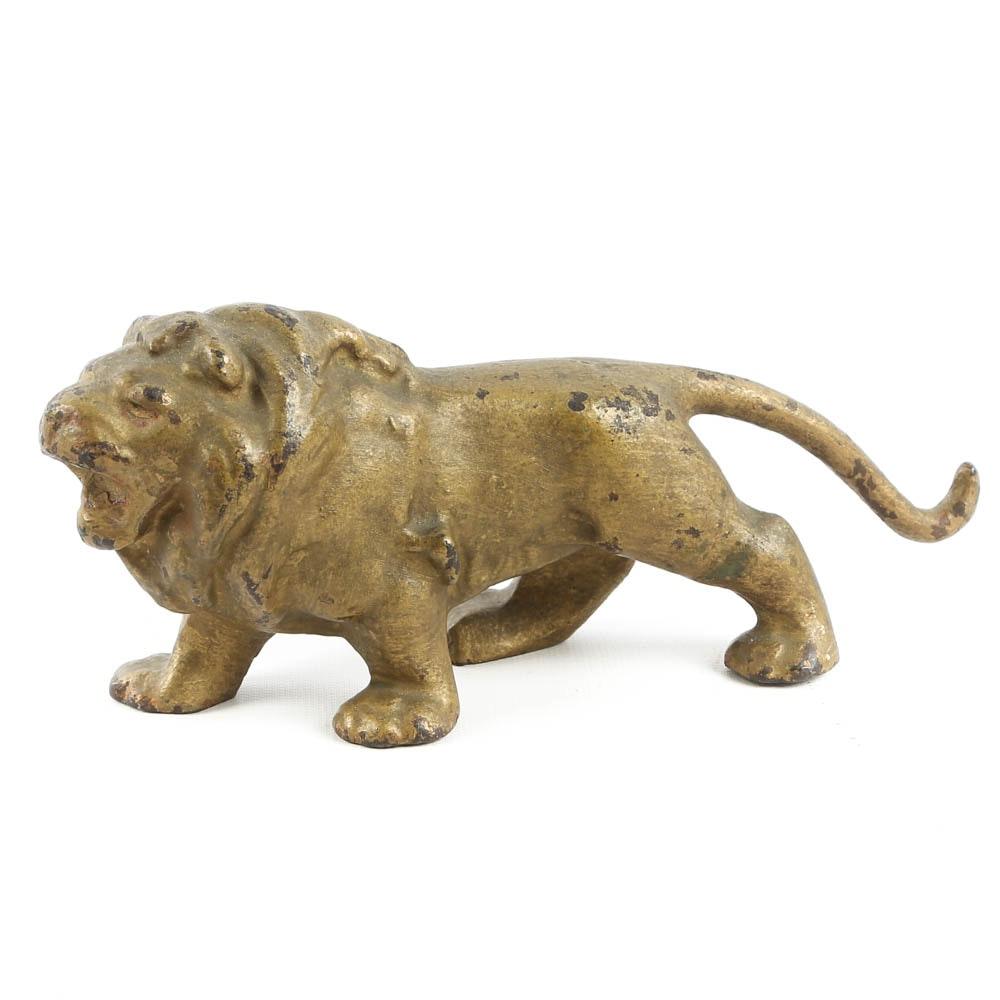 Cast Iron Lion