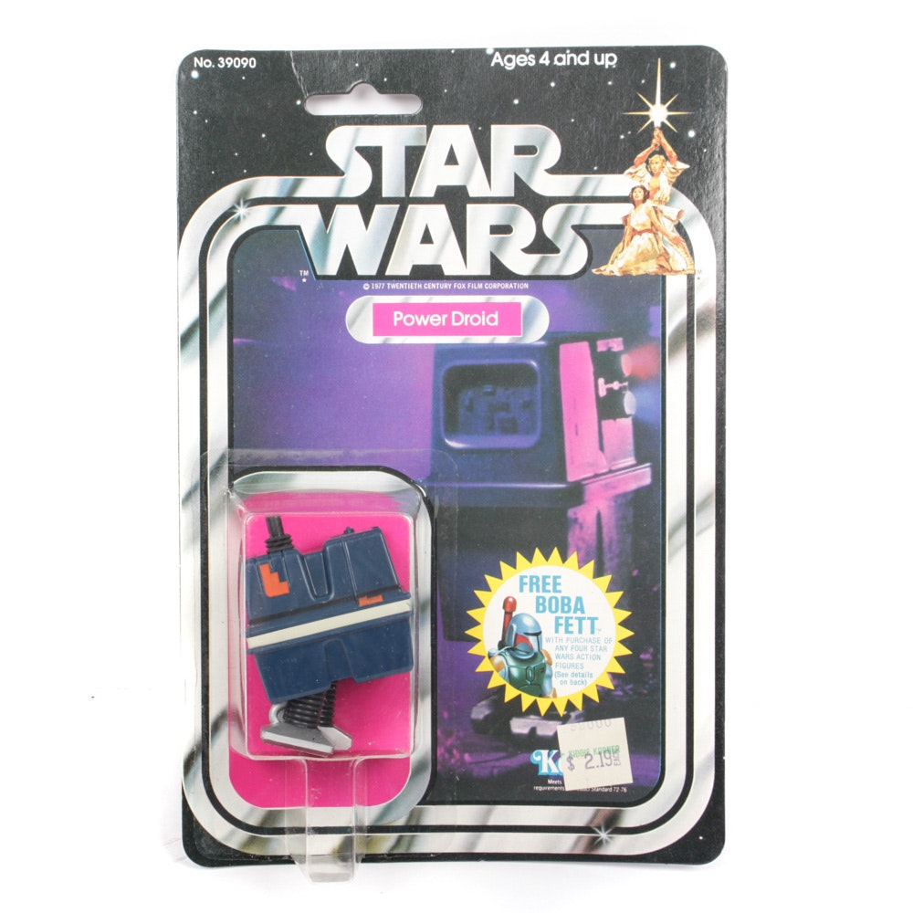 "Power Droid ""Star Wars"" Kenner Action Figure"