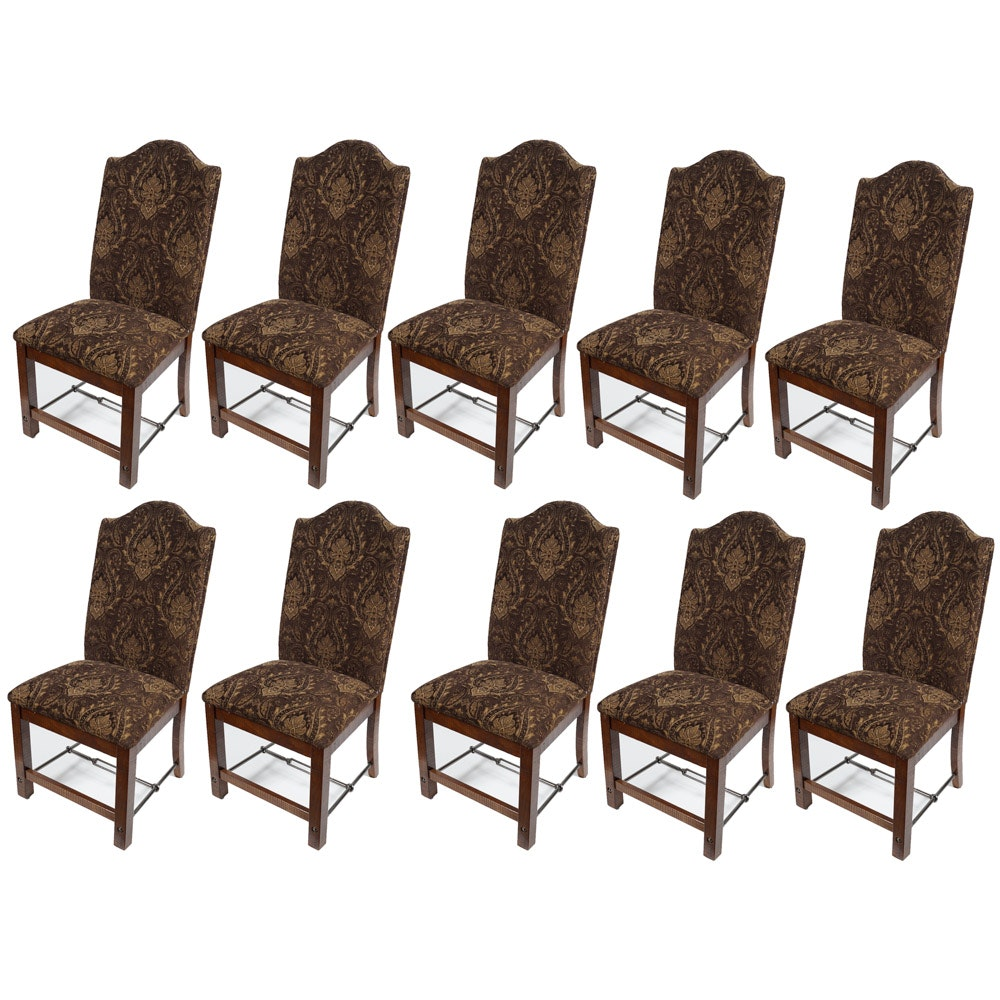 Upholstered Side Chairs by Emerald Home Furnishings