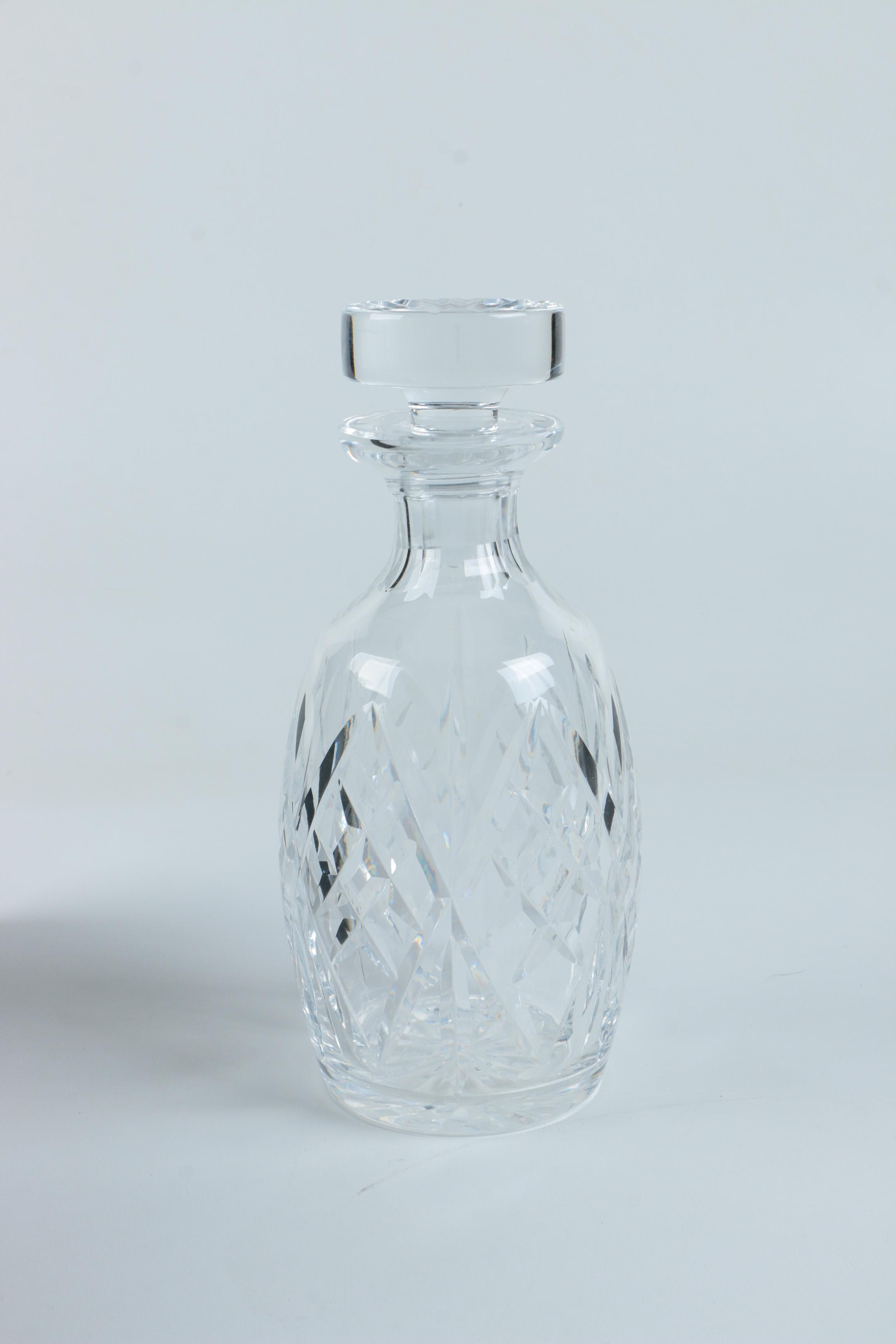 Giftware by Waterford Crystal Decanter