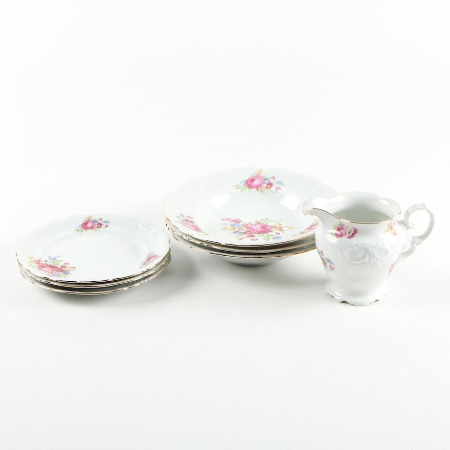Wałbrzych Polish Porcelain Tableware 1952-92 : EBTH