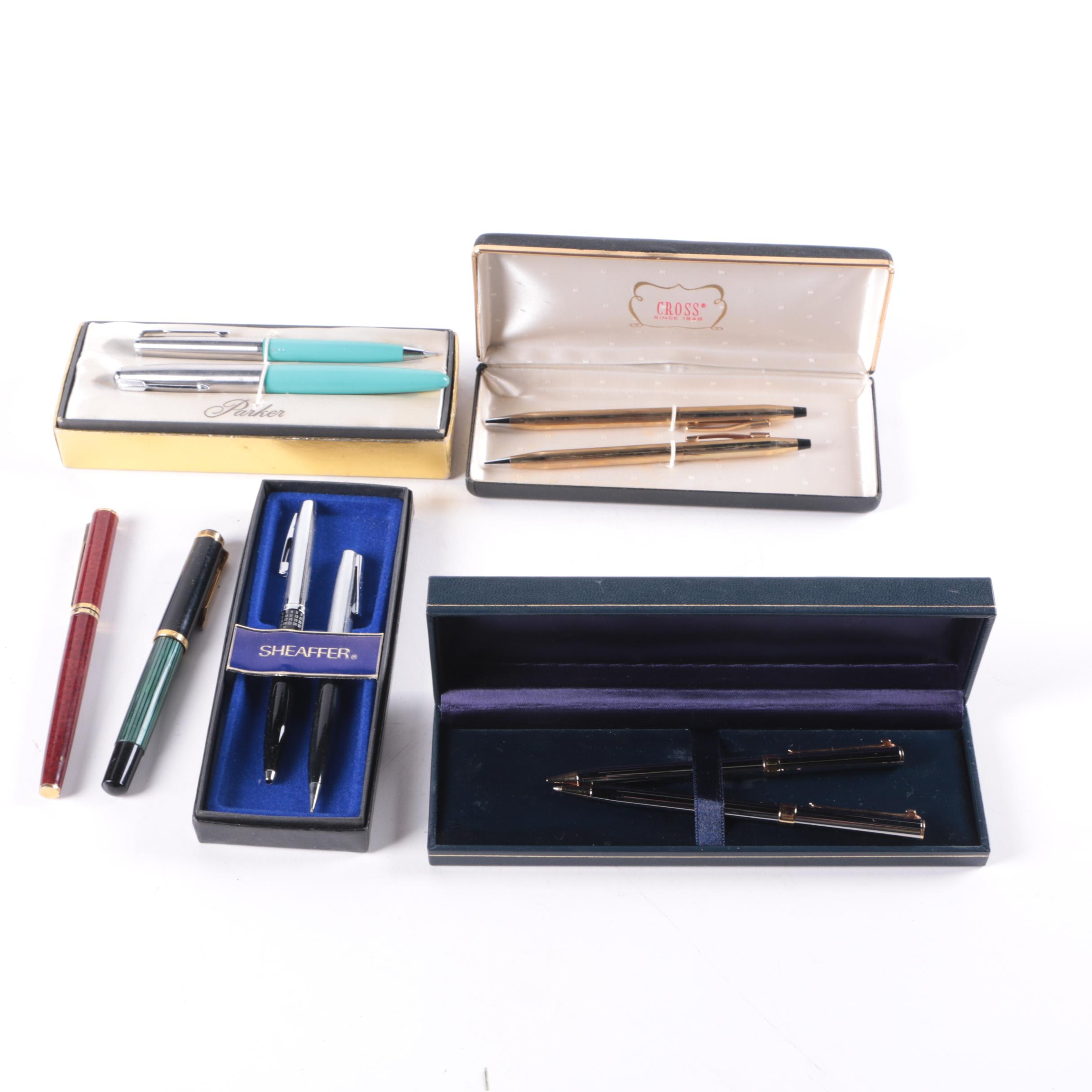 Pens Featuring Tiffany & Co. and Sheaffer