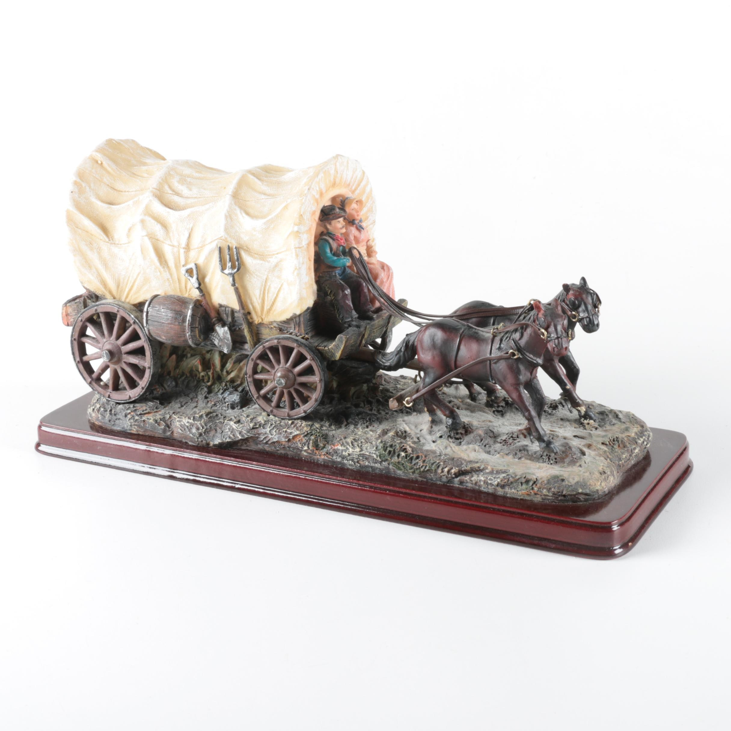 Vintage American West Themed Decor