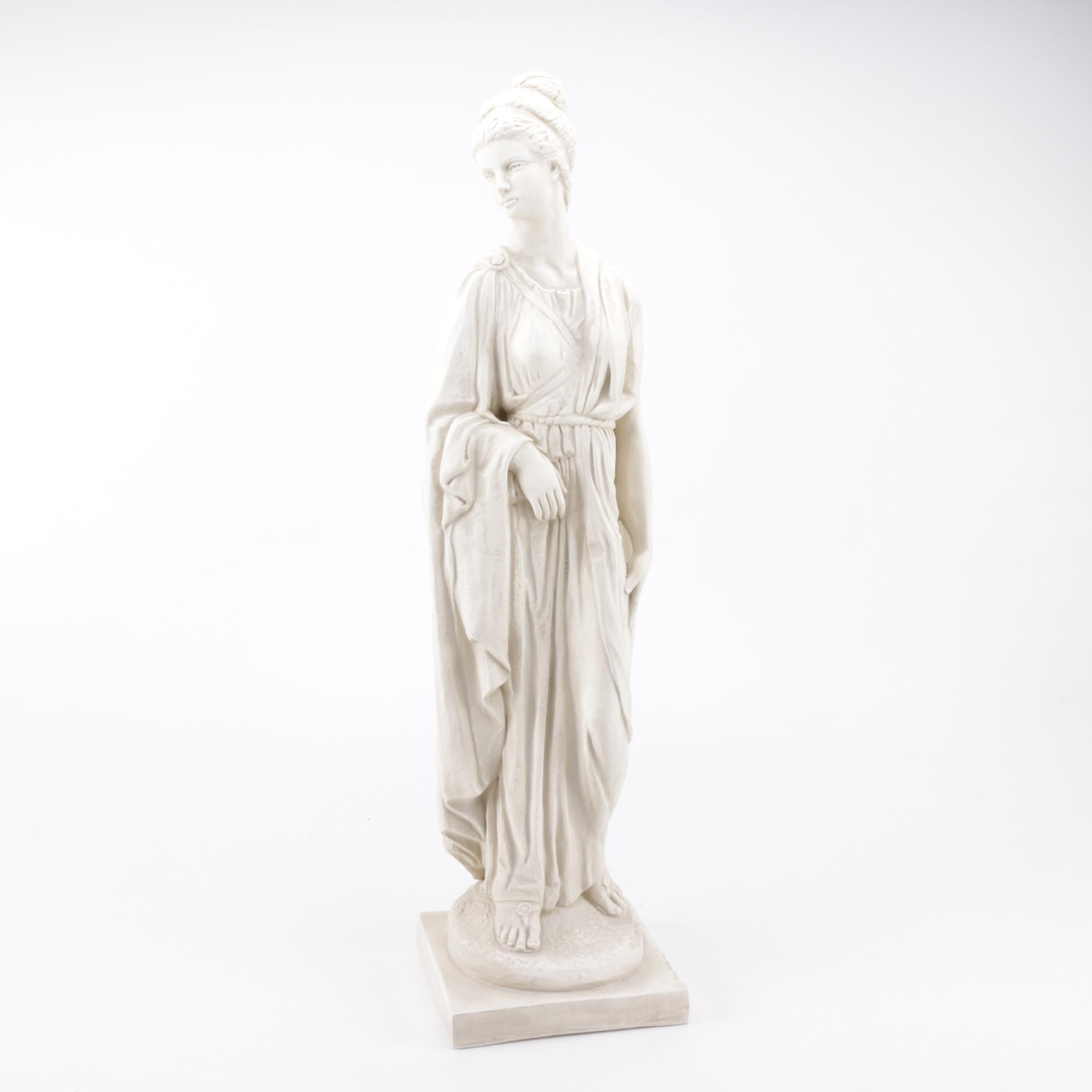 Greco-Roman Style Resin Reproduction Sculpture