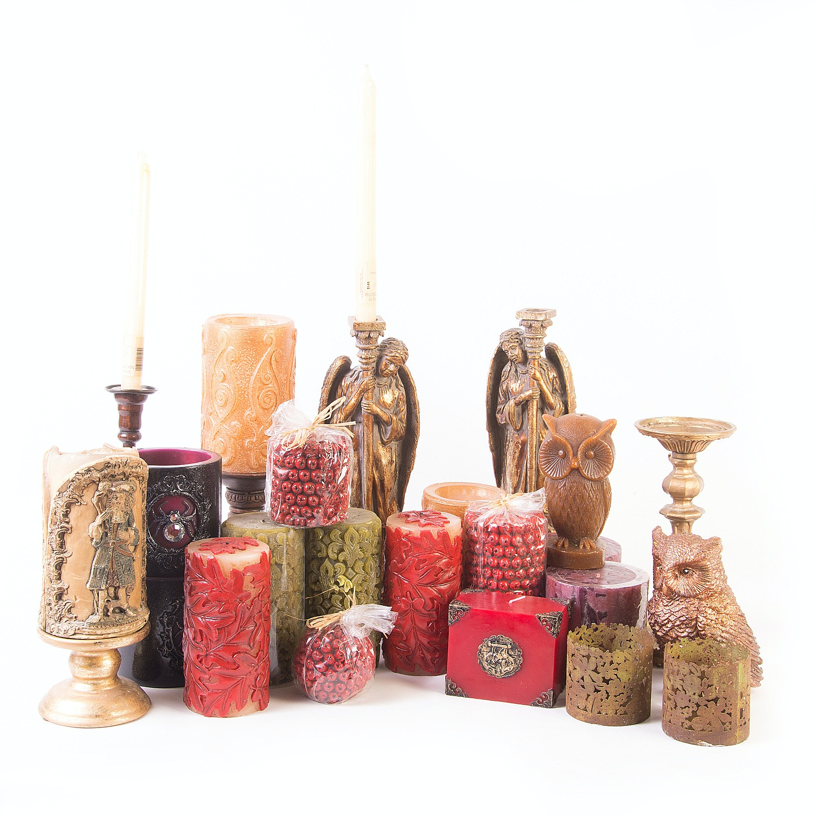 Candlestick and Candle Grouping