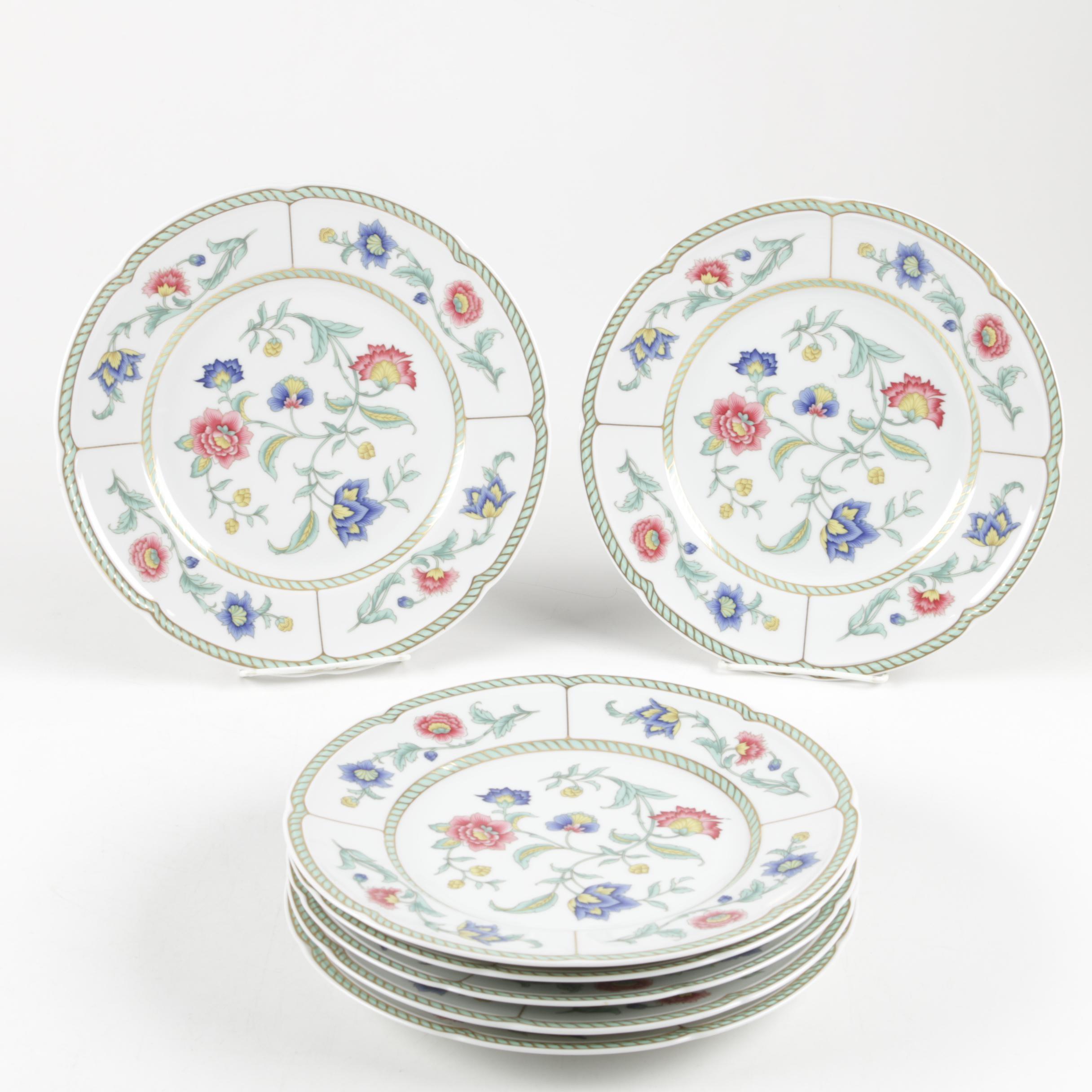 """Villeroy & Boch """"Indian Summer"""" Dinner Plates"""