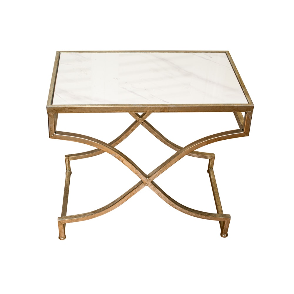 Contemporary Accent Table