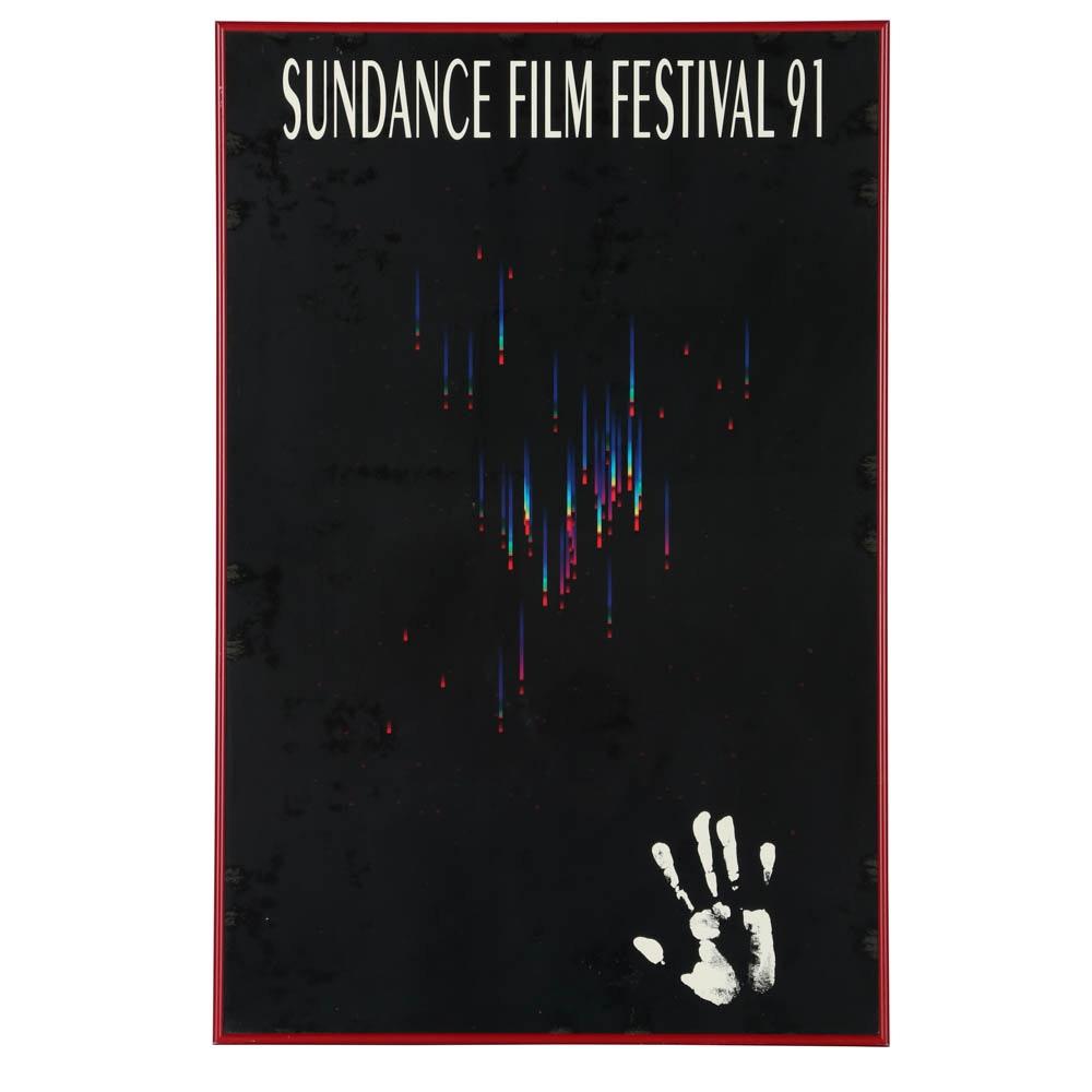 1991 Sundance Film Festival Poster