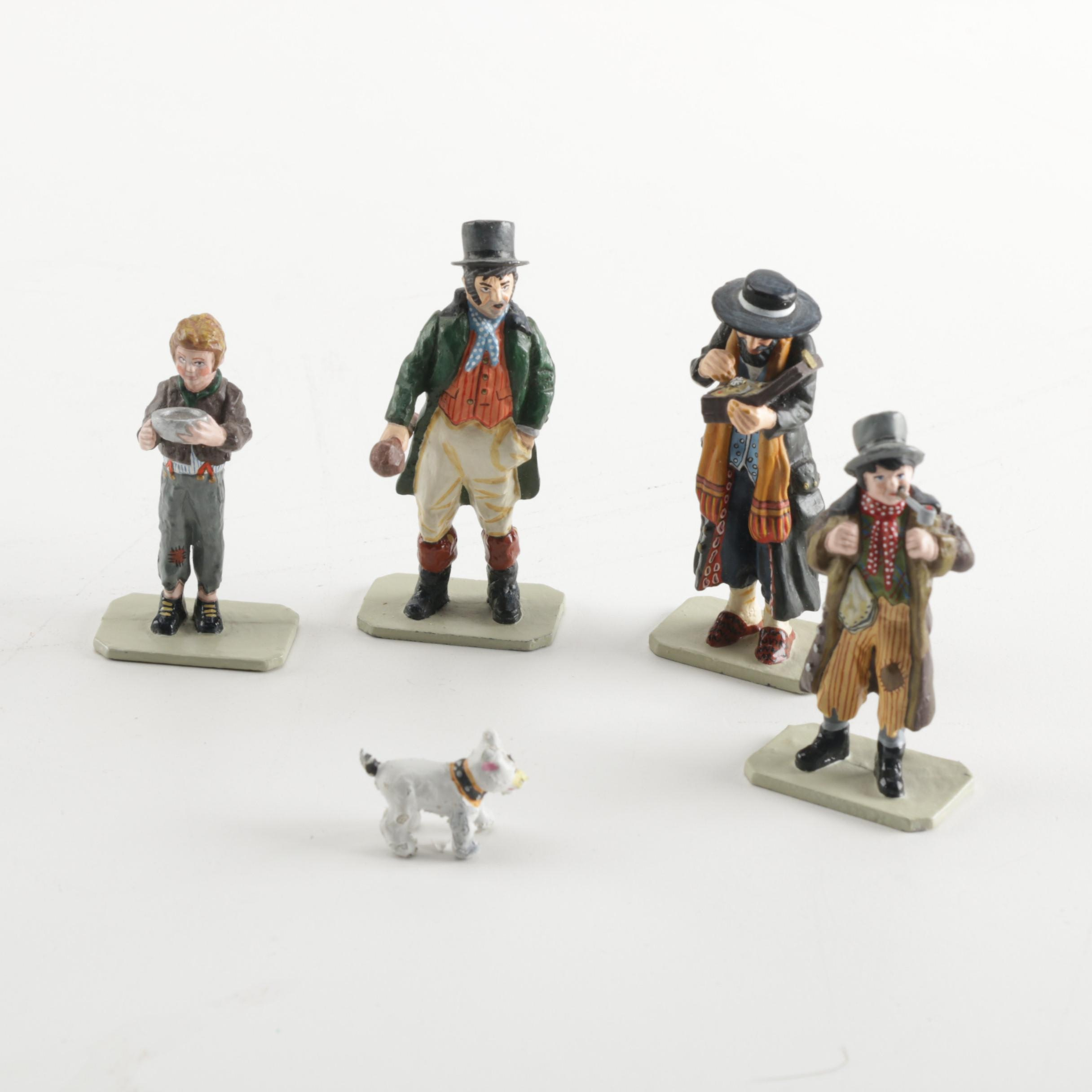 "King & Country ""World Of Dickens"" ""Oliver Twist"" Figurines"