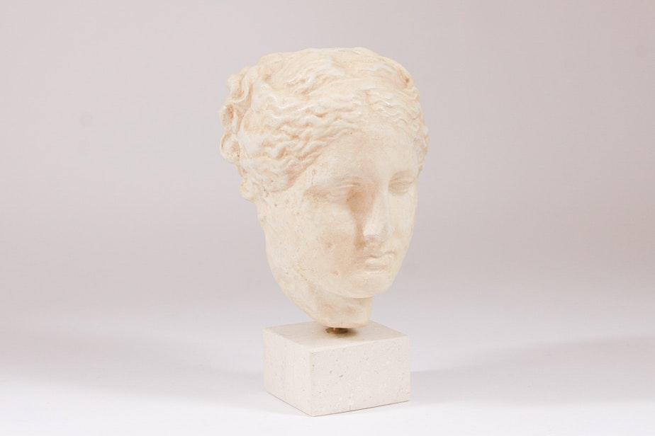 Sculpture of the Goddess Hygieia