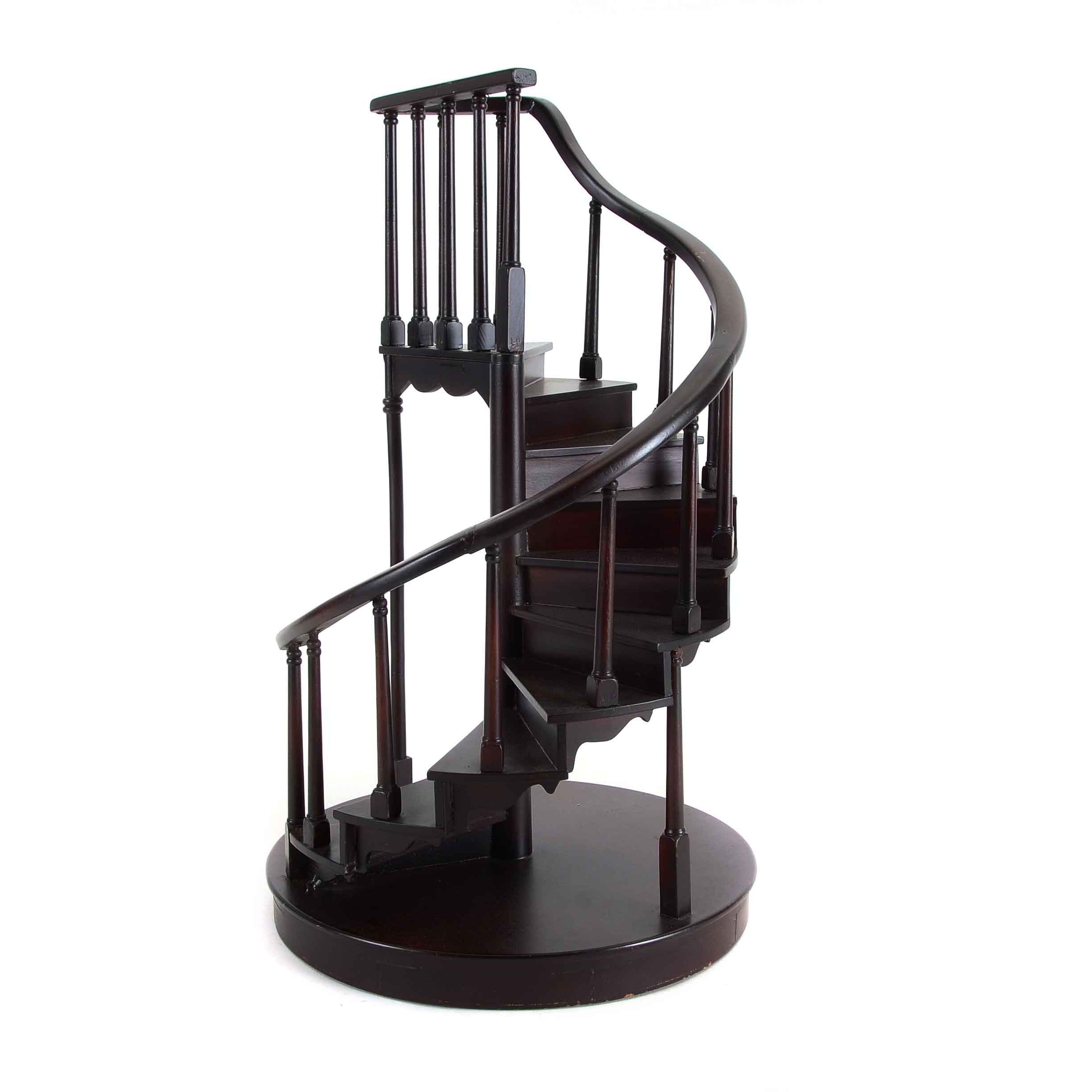 Tabletop Decorative Spiral Staircase