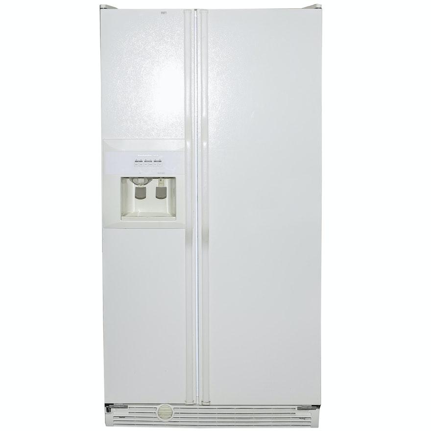 KitchenAid Superba Refrigerator : EBTH on