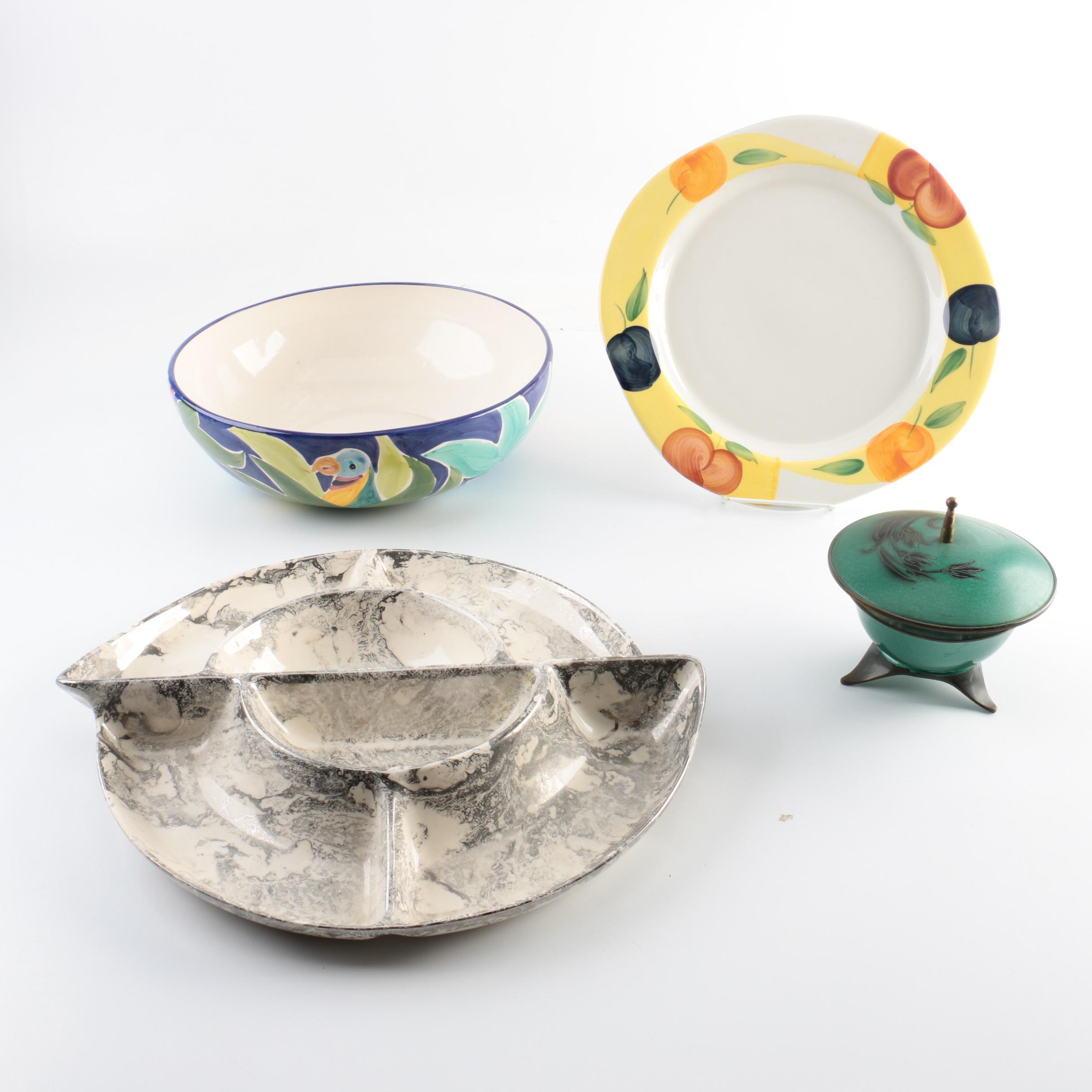 Vintage Pottery Assortment