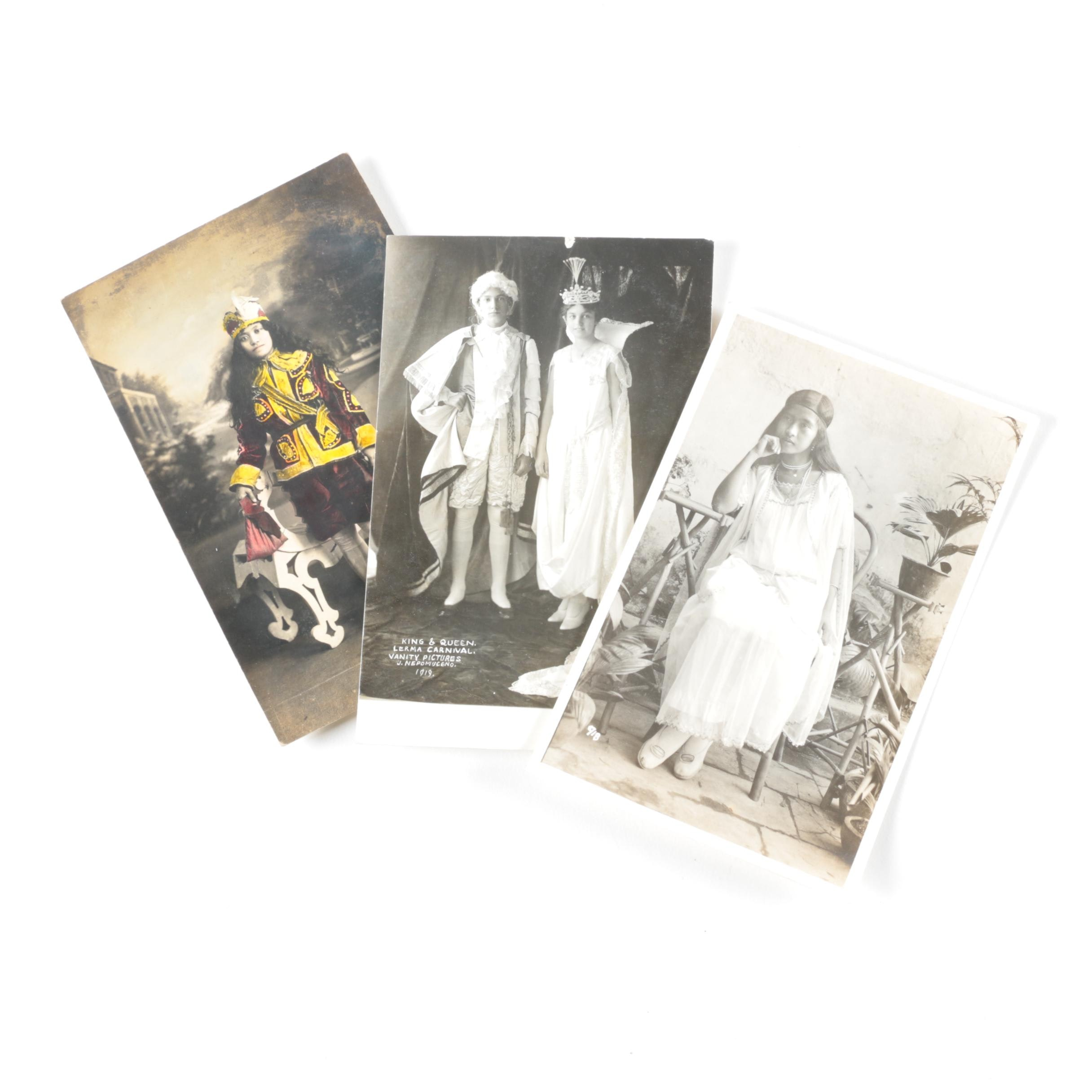 Vintage Early 20th Century Postcards