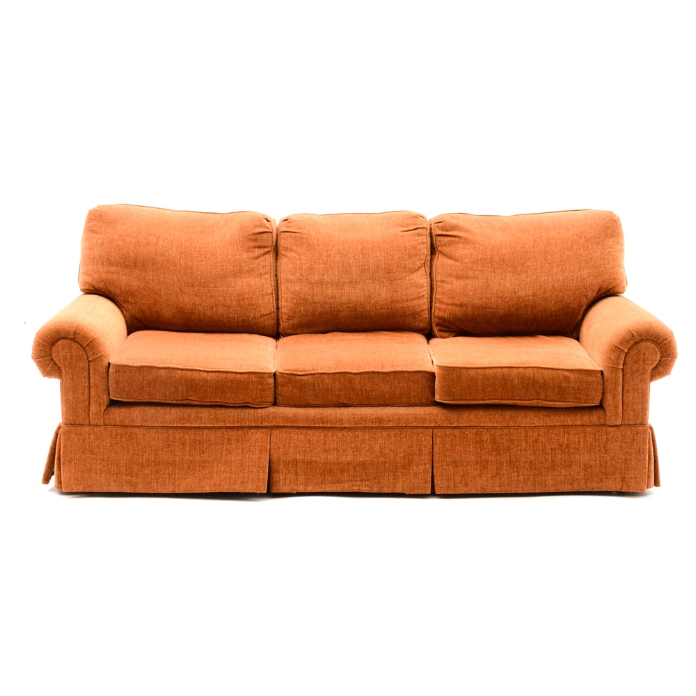 Upholstered Sofa by Norwalk Furniture