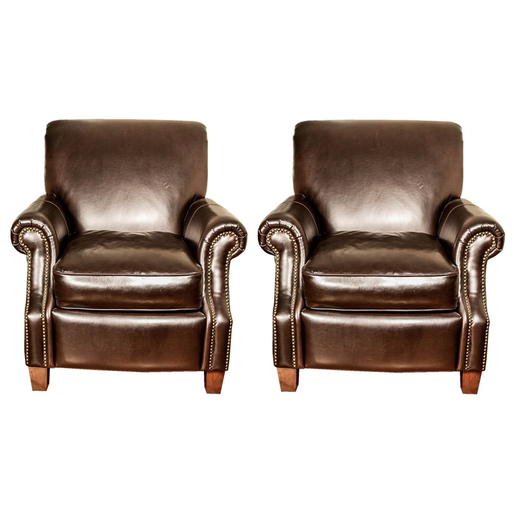 Pair of Lounge Chairs by Thomasville