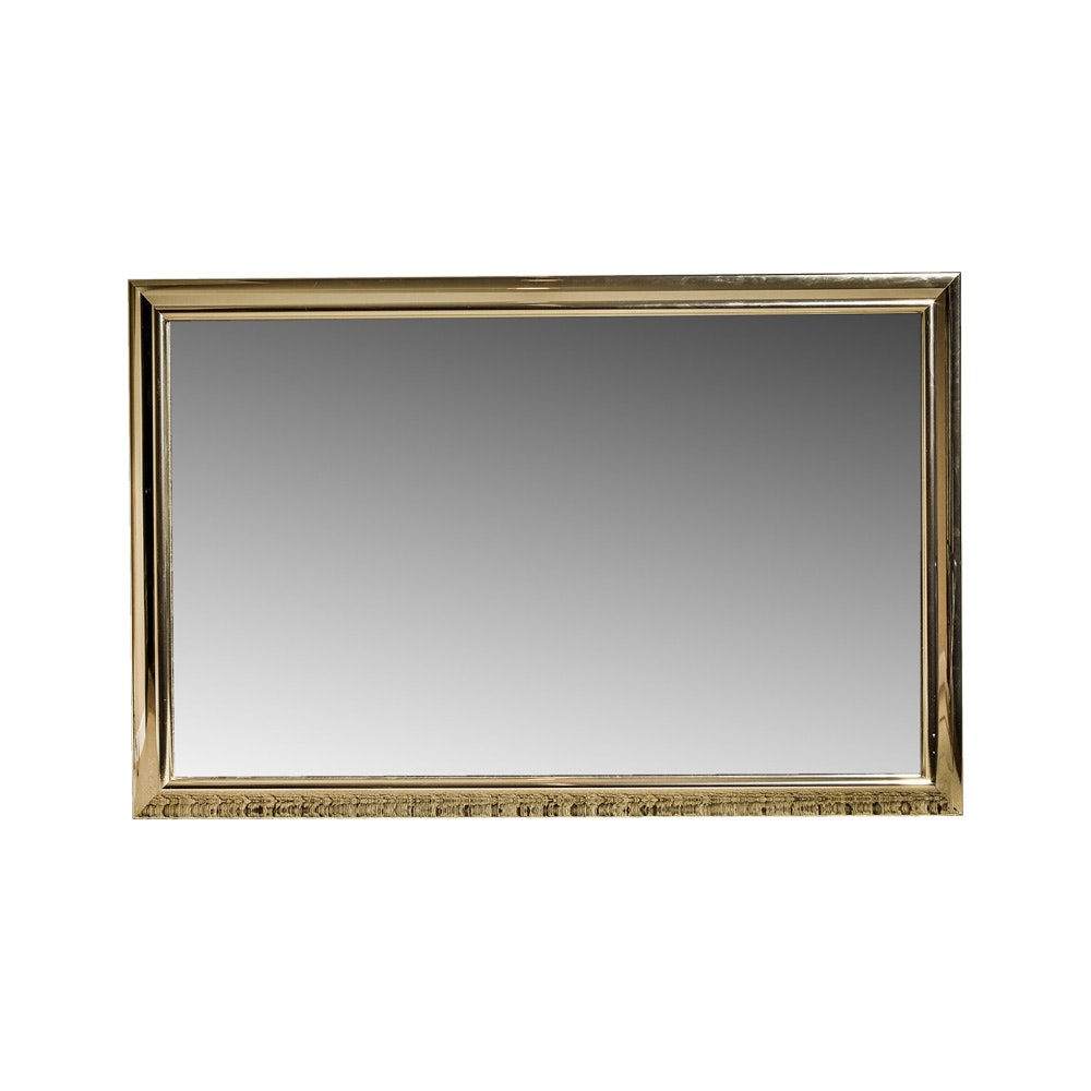 American Mirror Company Large Wall Mirror