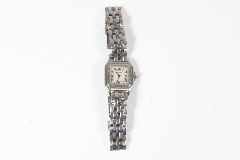 Cartier Panthère Wristwatch