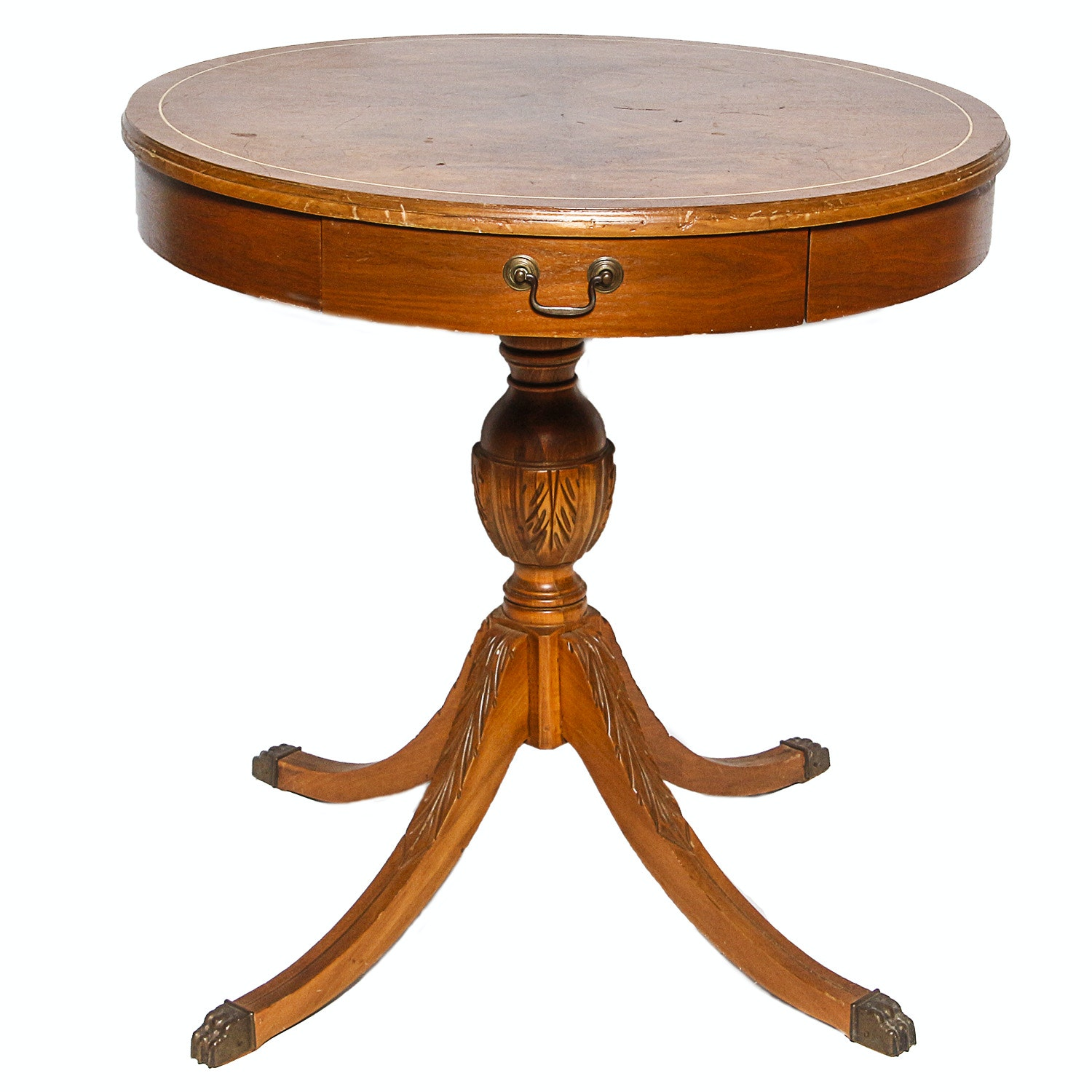 Vintage Classical Style Side Table