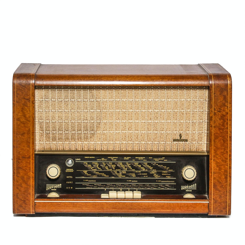 Vintage Siemens Radio