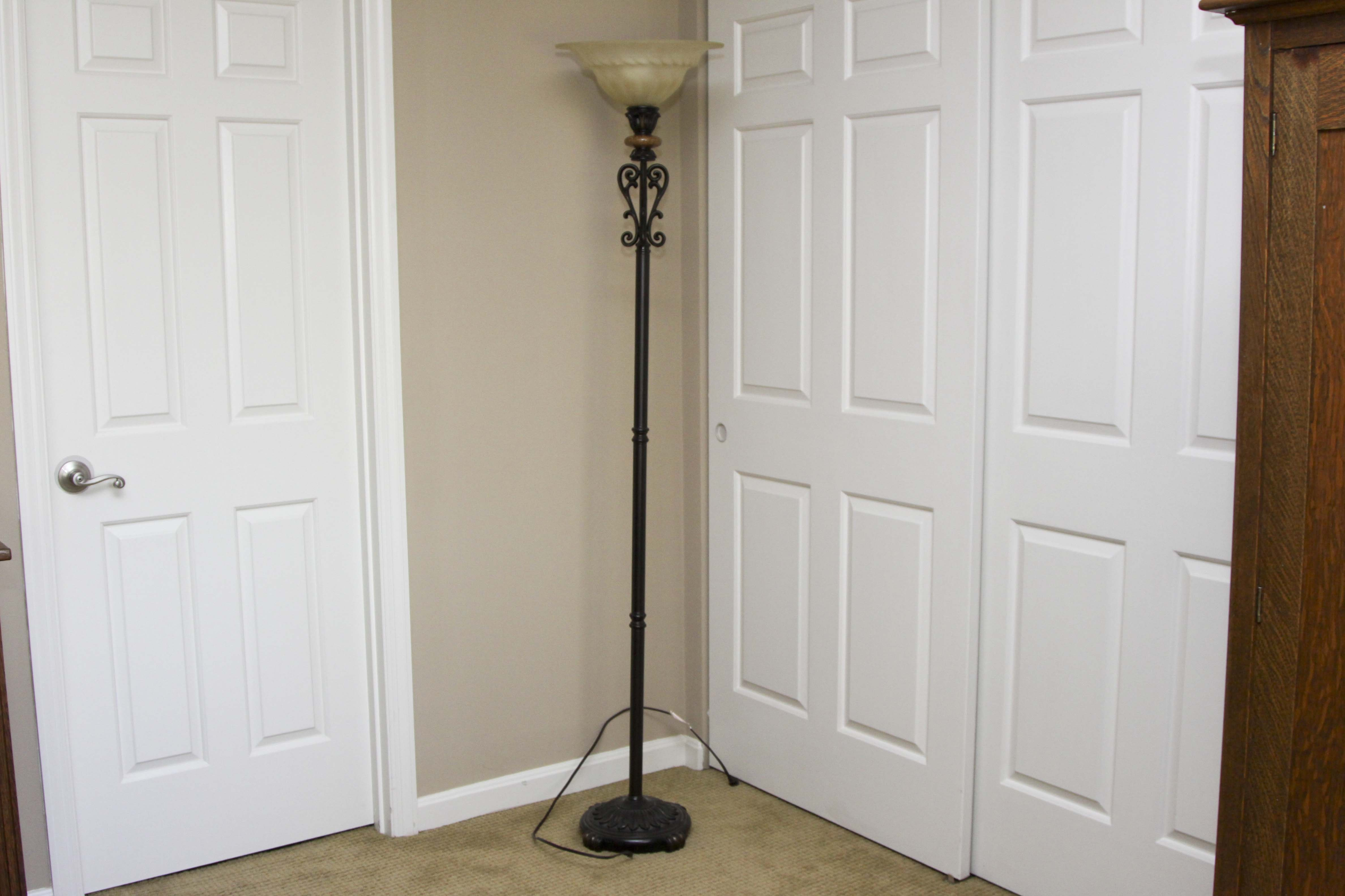 Torchiere Floor Lamp
