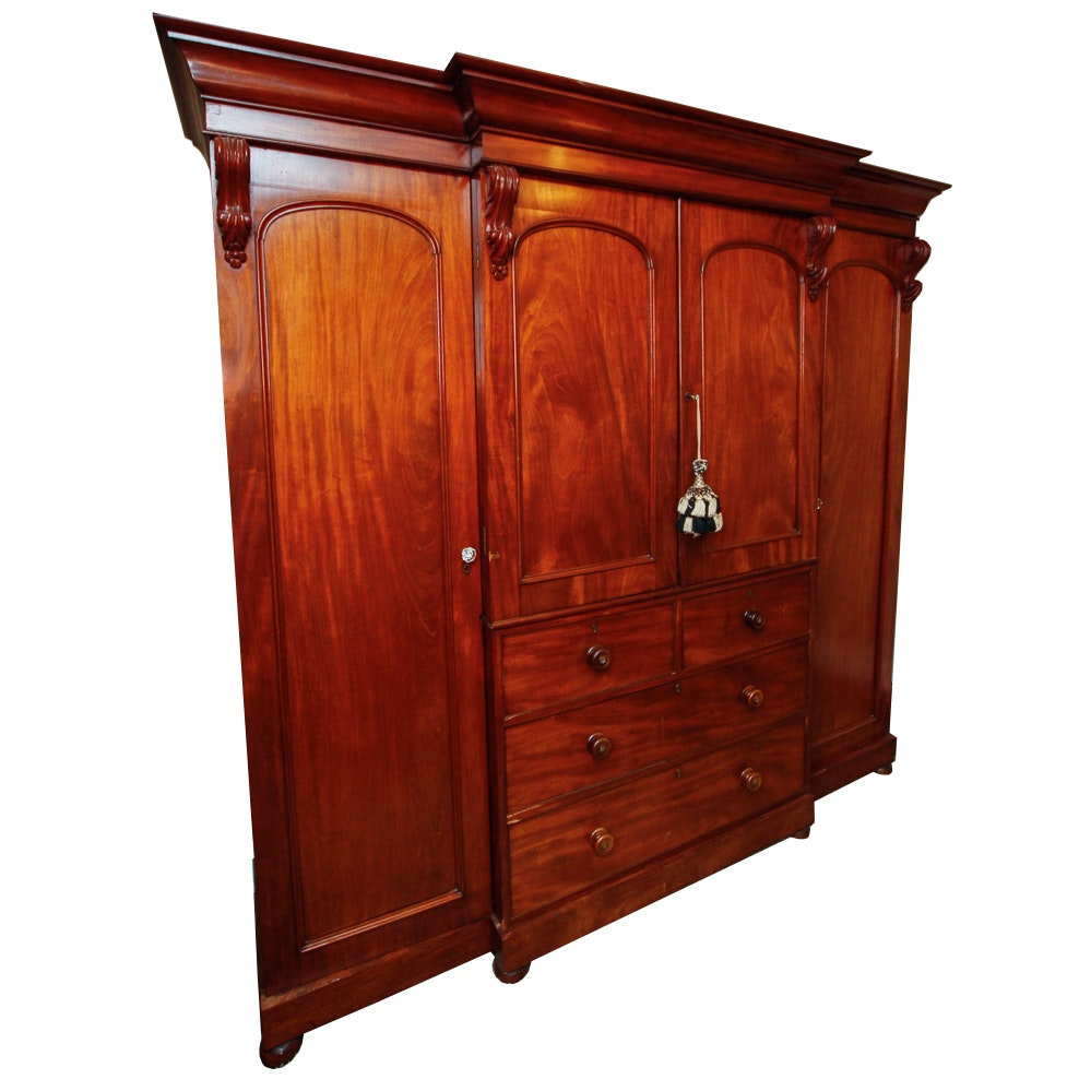Empire Style Bachelor's Chest