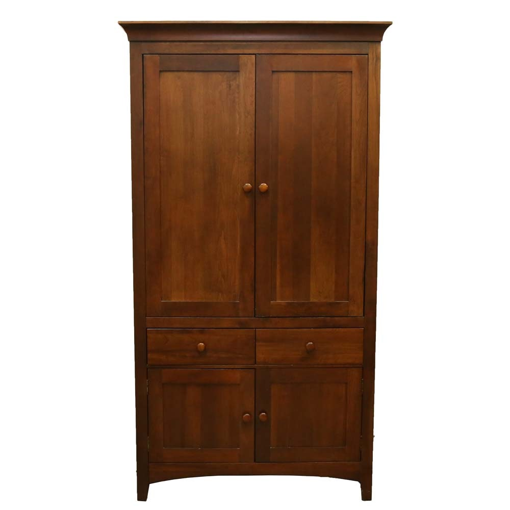 Shaker Style Entertainment Cabinet by Kincaid