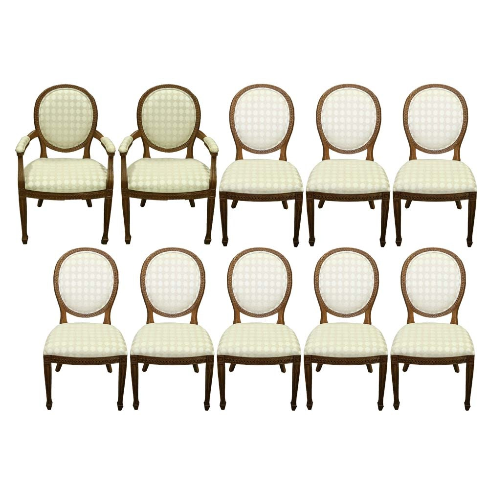 Louis XVI Style Dining Chairs