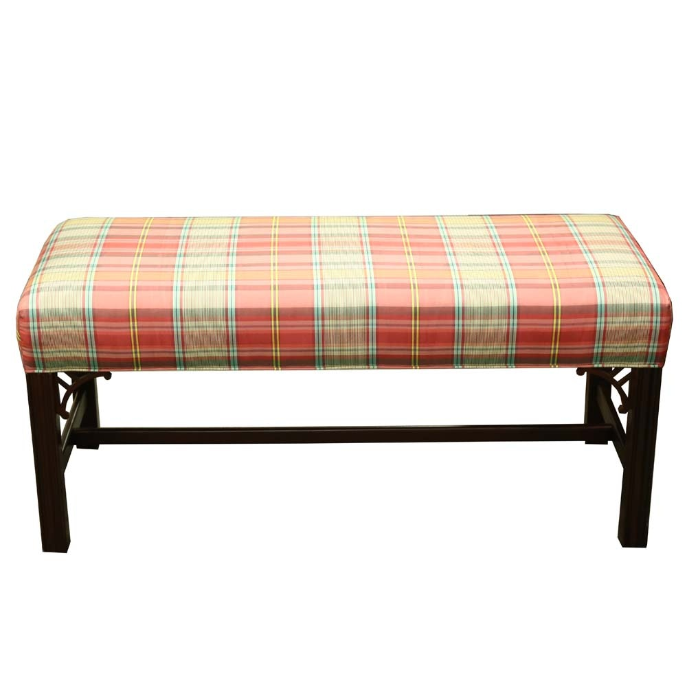 The Charles Stewart Company Upholstered Bench