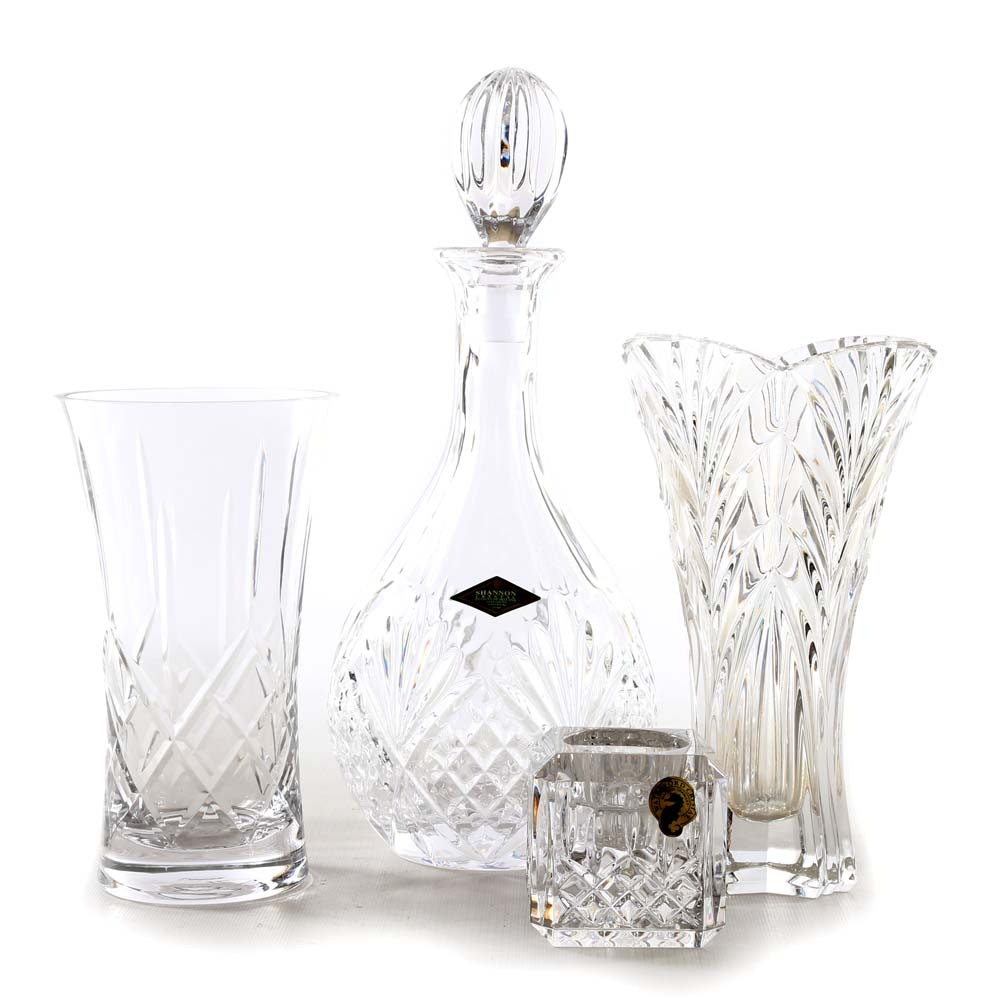 Crystal Decor Featuring Waterford