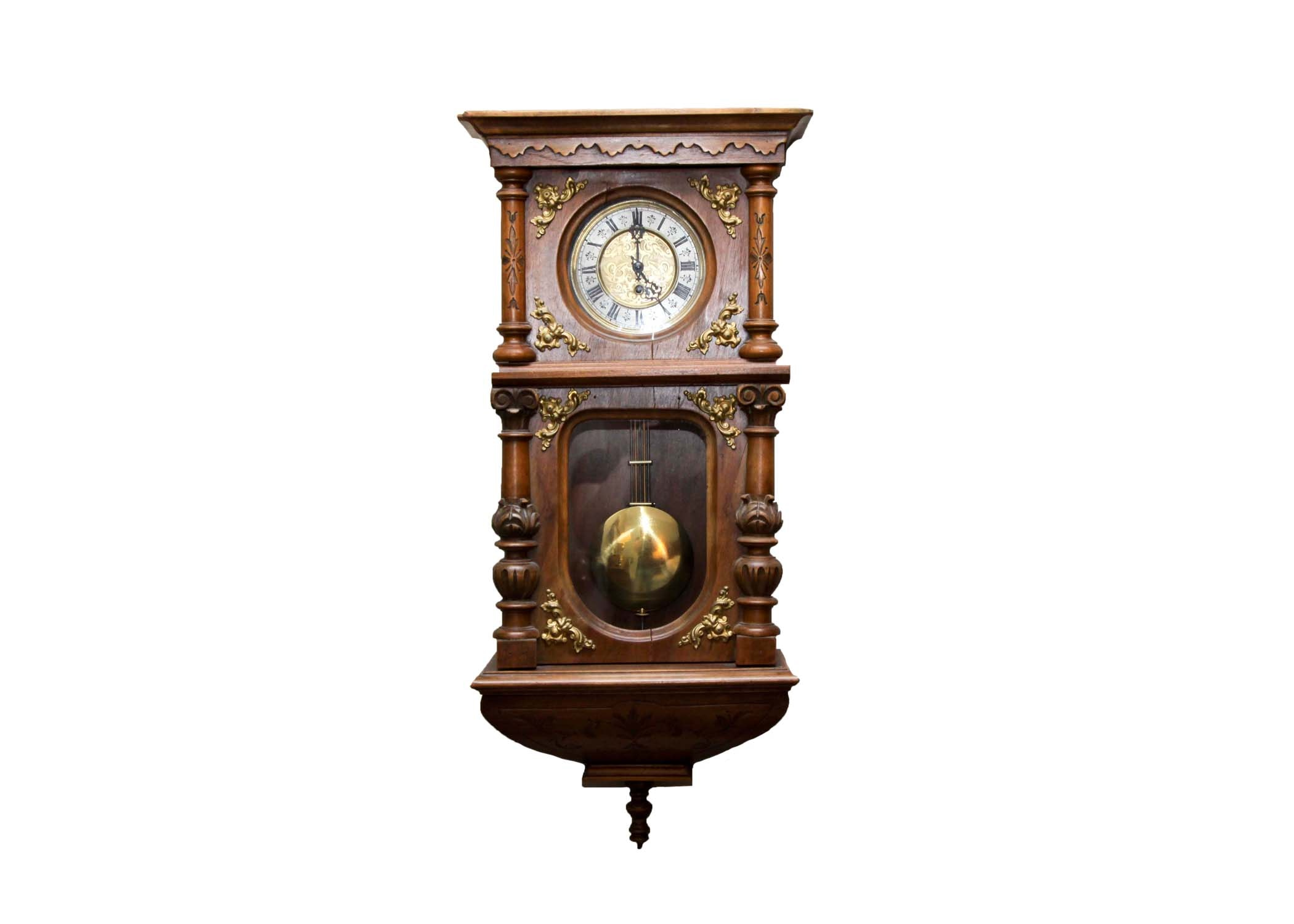 Ingraham and Co. Wall Clock