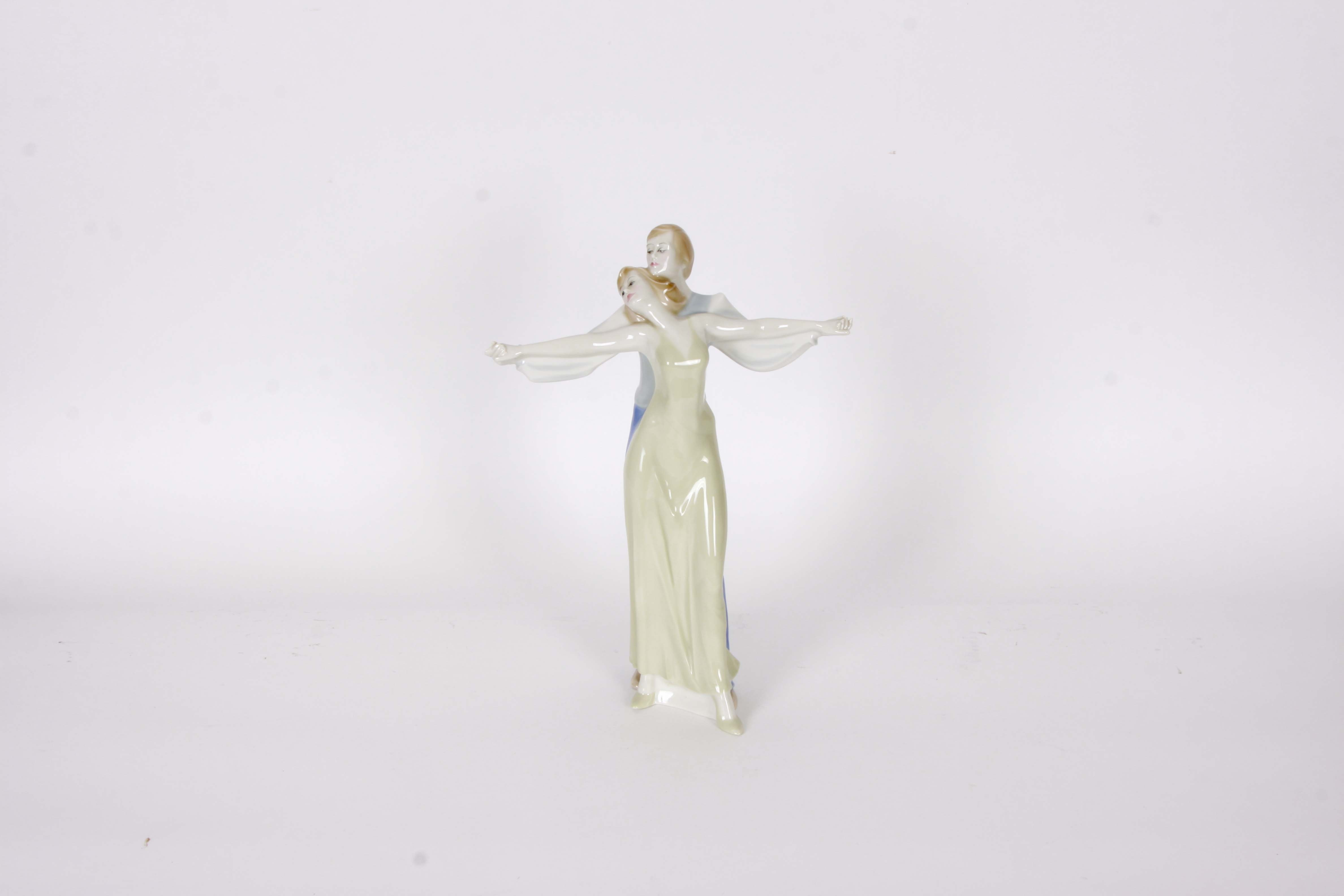 "Reflections by Royal Doulton ""Tango"" Figurine"