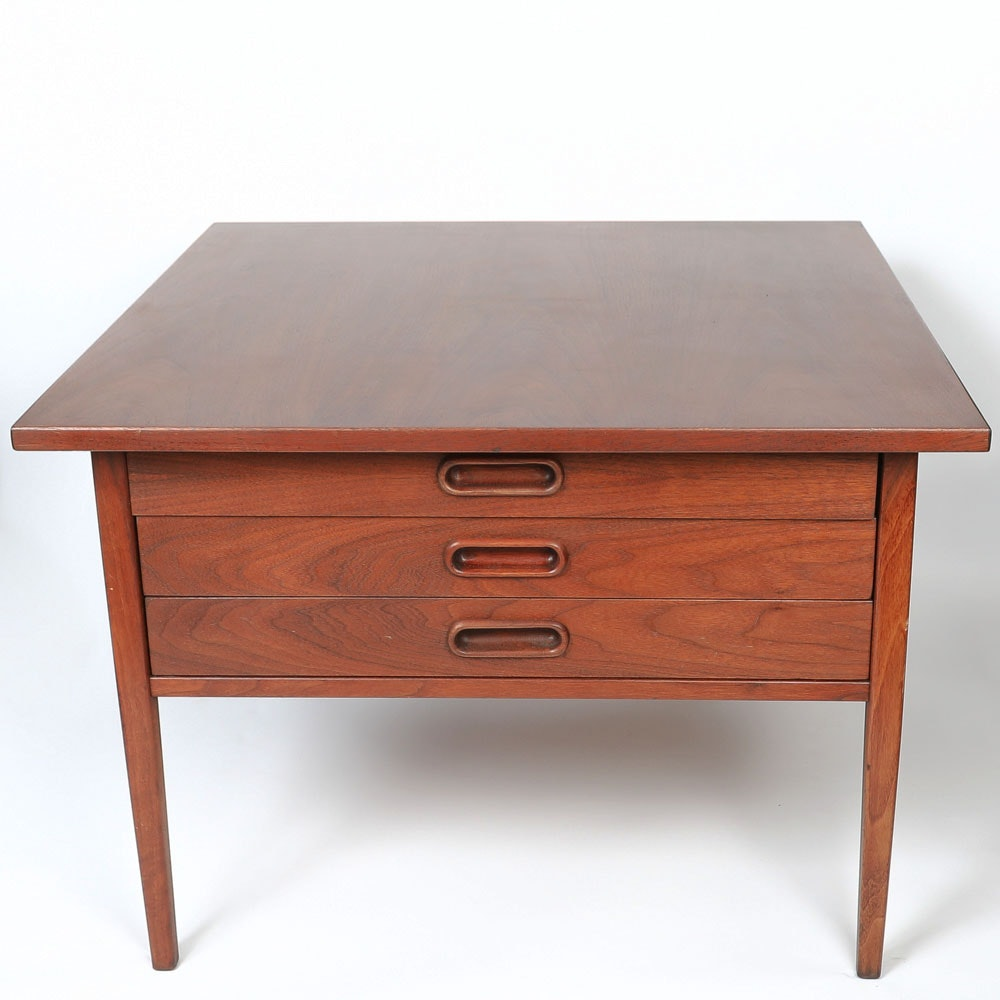 Danish Modern Style End Table