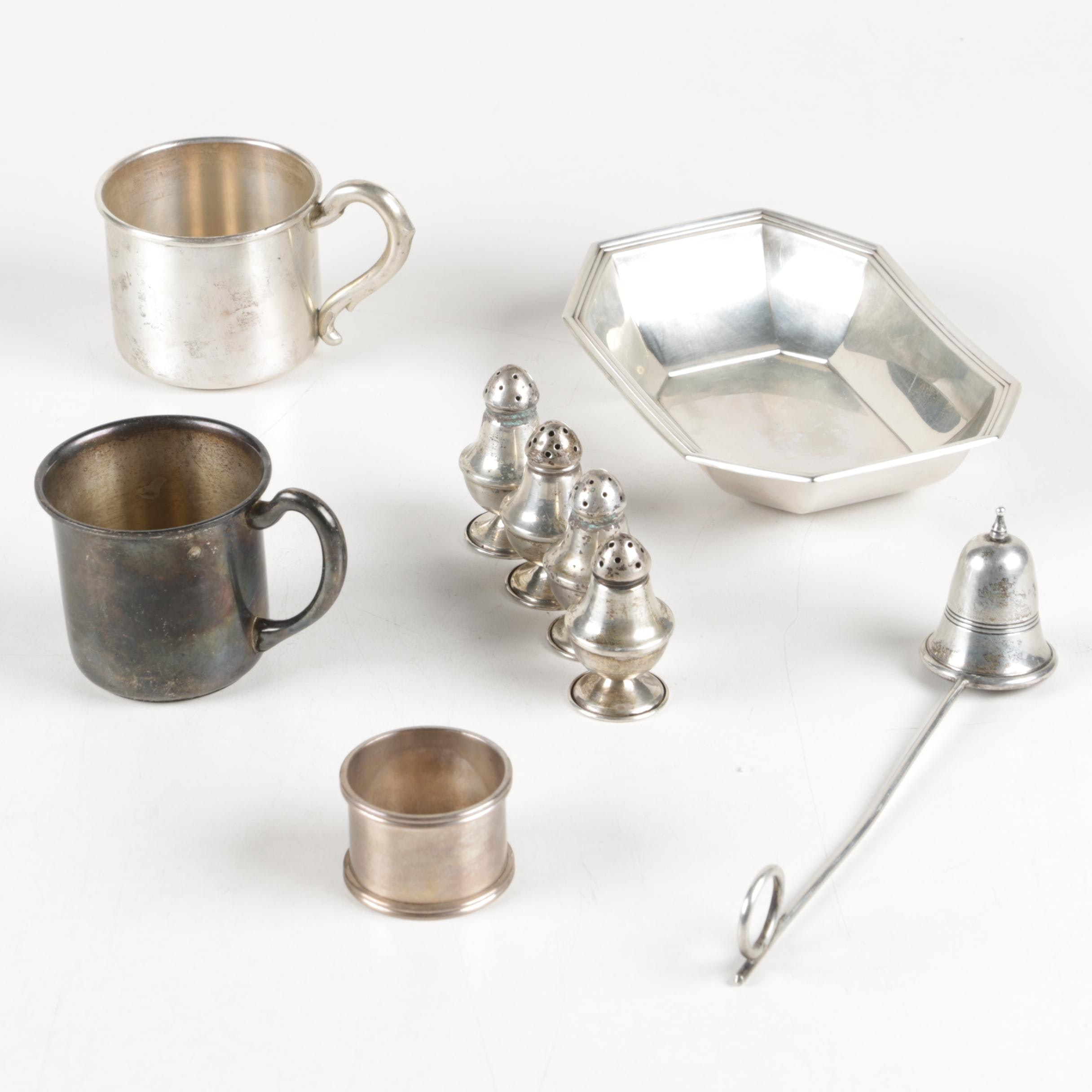 "Gorham ""Fairfax"" and Other Sterling Silver Tableware"