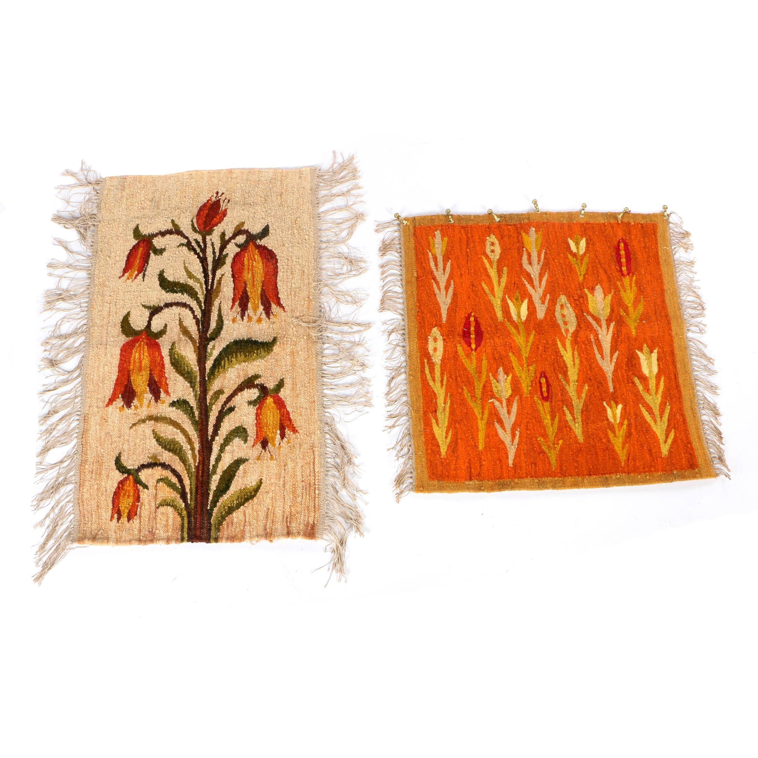 Handwoven Polish Wool Textiles