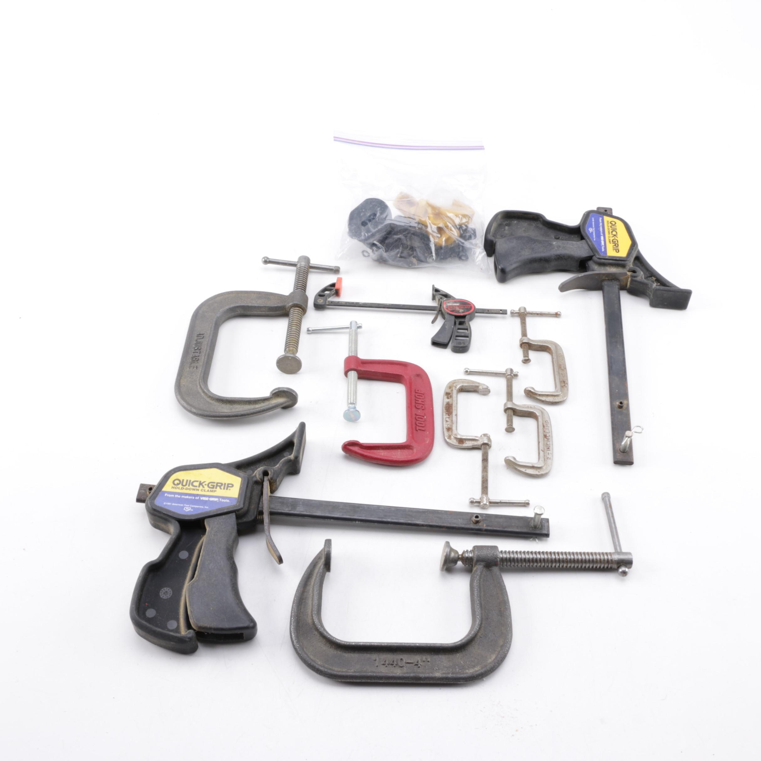 Collection of Clamps