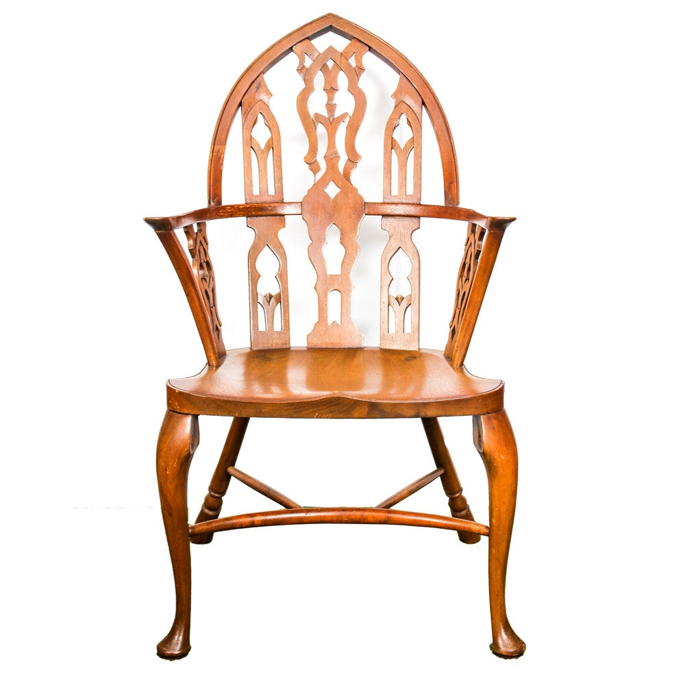 English Style Windsor Chair