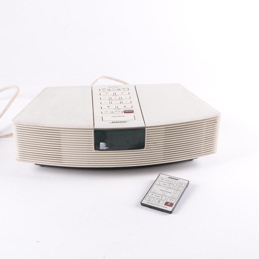 bose wave radio ebth. Black Bedroom Furniture Sets. Home Design Ideas